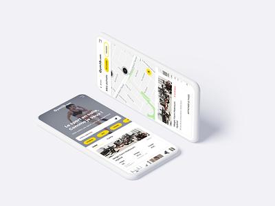 Gymlib - iOS App