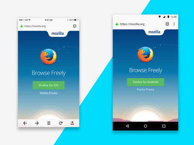 Photon Mock 1 update refresh mozilla photon browser ux ui mobile android ios firefox