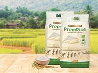 Rice packaging design