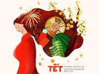 Tet - Lunar New Year