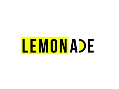 Lemonade Stand Flat Modern