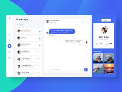 Chat_Dashboard