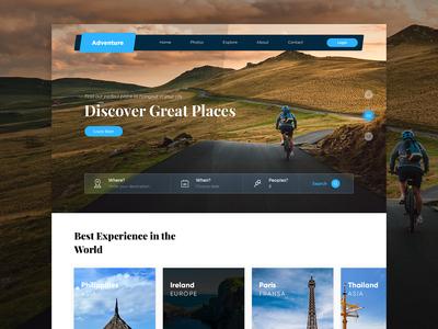 Adventure_Website