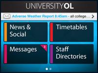 iPhone University App