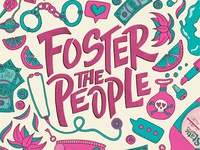 Foster The People Poster
