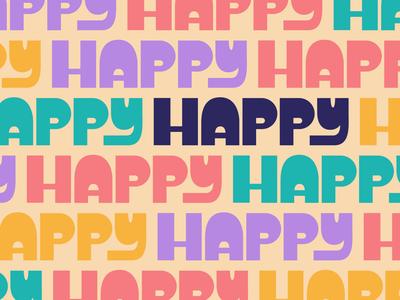 Type Happy 😆