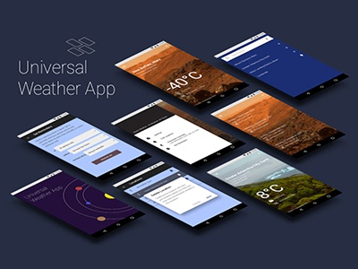 Universal Weather App