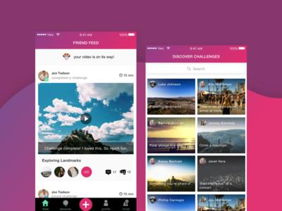 Knux App ios social mobile app