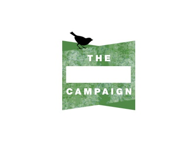 Mock Campaign Logo mockingbird