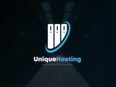 Unique Hosting Banner