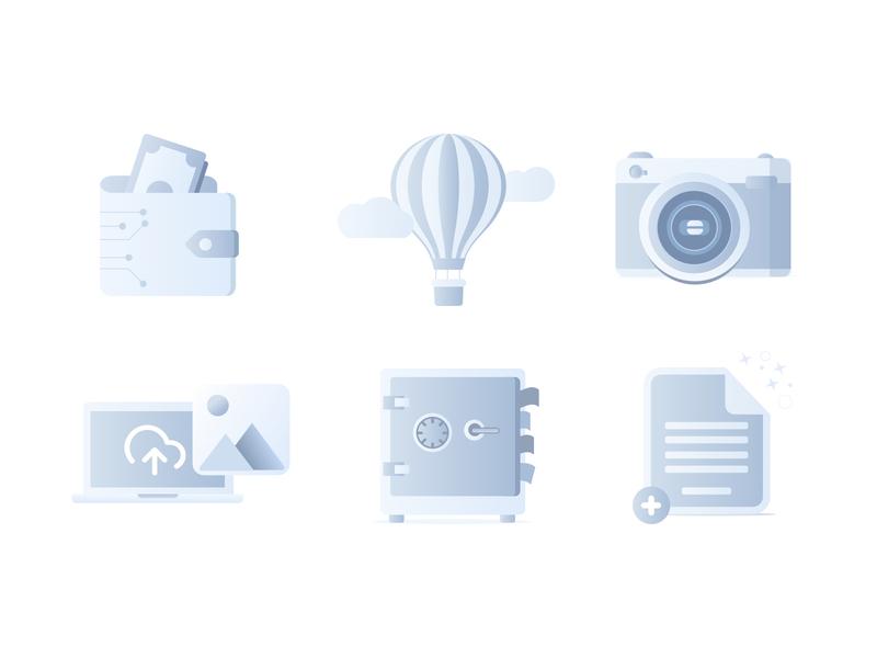 Illustrations for Wemark