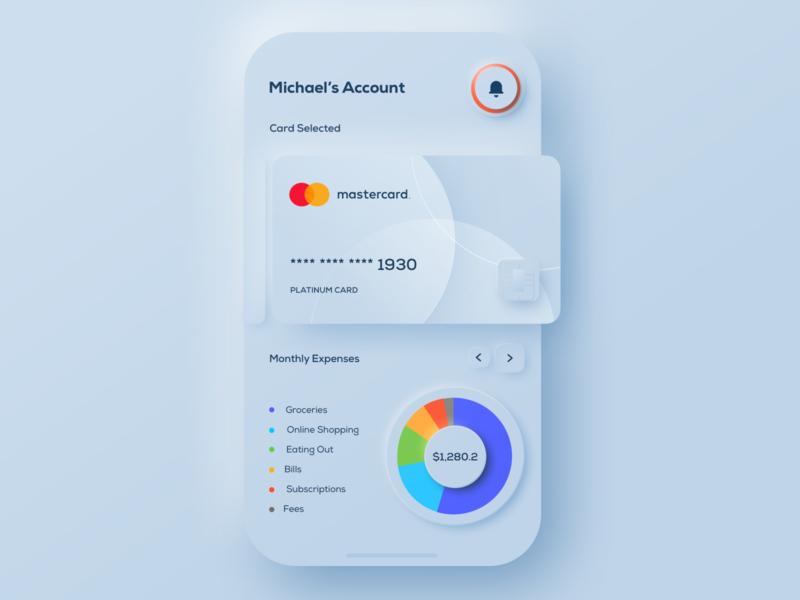 Conceptual Dashboard Screen