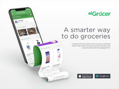 elGrocer - A smarter way to do groceries