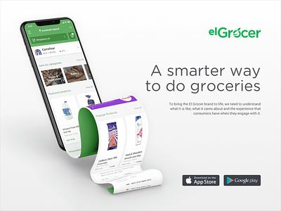 elGrocer - A smarter way to do groceries order online order food grocery store grocery online grocery app