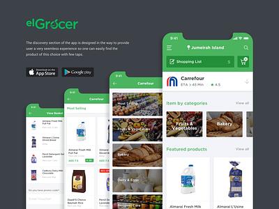 elGrocer - Order grocery online grocery online grocery app
