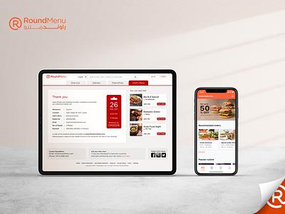 RoundMenu - Dine Out and Chef Menu checkout chef menu and dine out chef menu and dine out