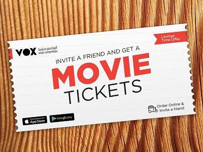 Movie Ticket ticket movie free ticket movie ticket