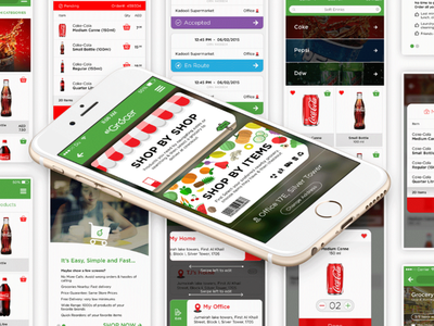 elGrocer grocery app grocery