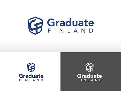 Graduate Finland education shield university collage