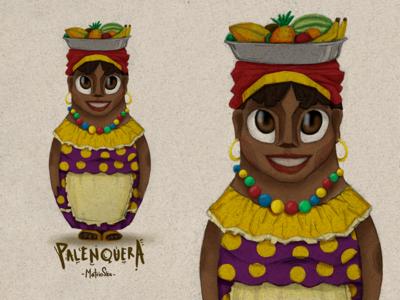 Matrioska Palenquera