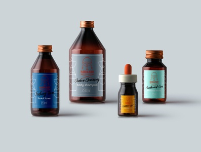 Buddha Body - Brand Identity & Packaging