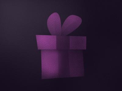 Gift christmas present illustration grain gift