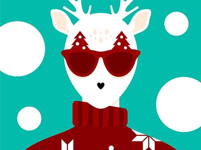 Christmas Advent Calendar 2017 advent calendar christmas 2017 christmas vector minimal clean illustration