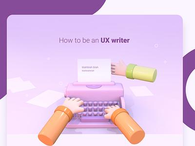 typewriter ui design uidesign ui  ux ux ui illustration uiux vectary 3d vectary