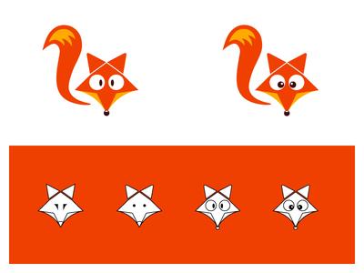 Fox Logo Nanjing product logo design branding style guide brand identity branding brand animal logo