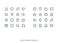 icon exercises