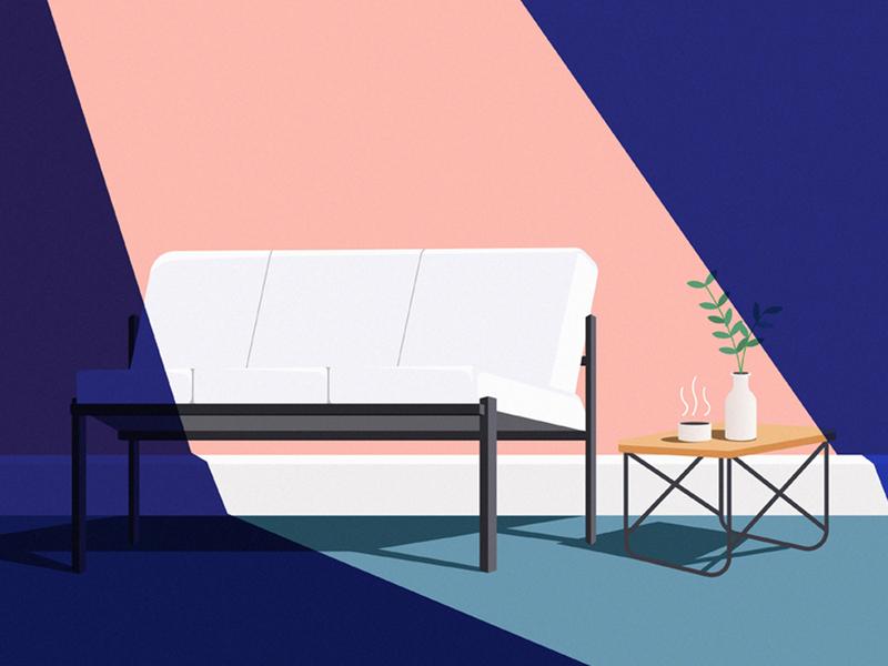 House01 1 illustration ui typography web design