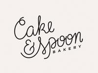 Cake & Spoon