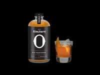 Tincture — Old Fashioned