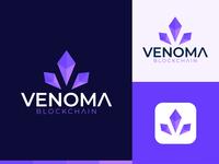 Venoma Logo Design