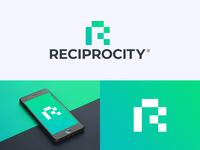 Reciprocity Logo Design