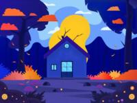 Safe House illustration
