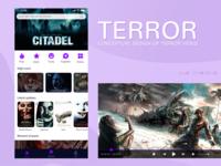 Conceptual Design of Terror Video
