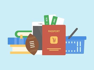 Categories Hero modal books american football football phone boarding pass categories passport hero