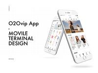 O2ovip-UI Design