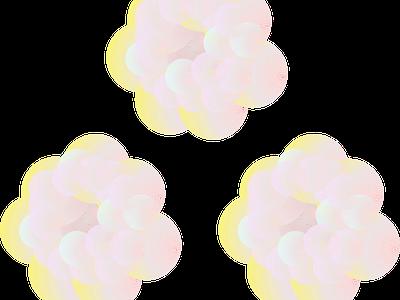 Baloons identity baloon graphic design