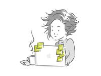 Team Member Illustration - Raquel // Mobsuite