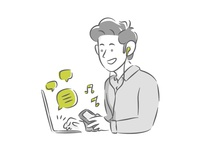 Team Member Illustration - Gustavo // Mobsuite