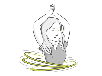 Team Member Illustration - Annabelle // Mobsuite