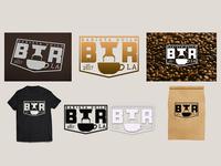 Baton Rouge Barista Guild Branding