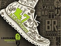 LA Marathon Art Contest Entry