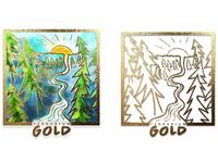 Terrarium Gold