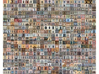 My collection of 500 arch windows from St-Petersburg