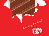 Kitkat Ads
