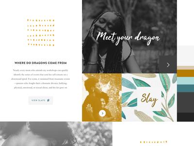 SLAM – Style Tile  Card