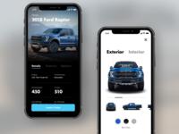 Automotive Design Exploration